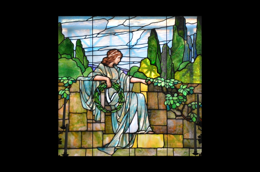 Ellwood Tiffany Window