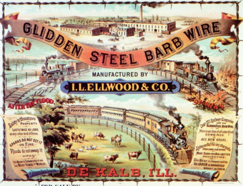 Glidden Barb Wire